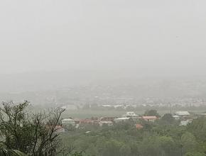 Procédure d'alerte activée : brume de sable en Martinique