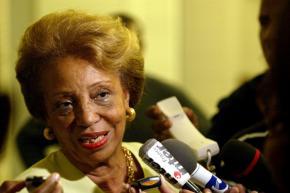 Lucette Michaux-Chevry est décédée à l'âge de 92 ans