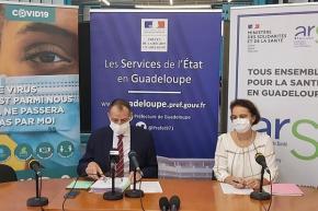 Covid-19 : Déconfinement en Guadeloupe